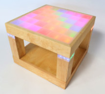 Light-Up Disco Table using Arduino