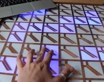 MaKey MaKey Monome using Arduino