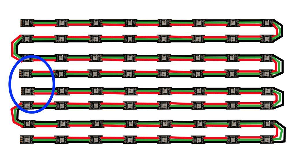 MaKey MaKey Monome using Arduino circuit