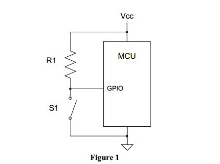 Minimizing power consumption when sensing switch inputs
