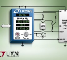 Monitor IC optimizes board energy consumption