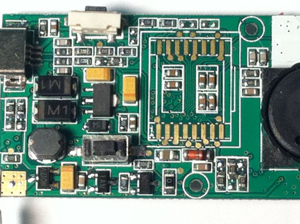Motion Sensing Digital Camera & Alarm using Arduino circuit