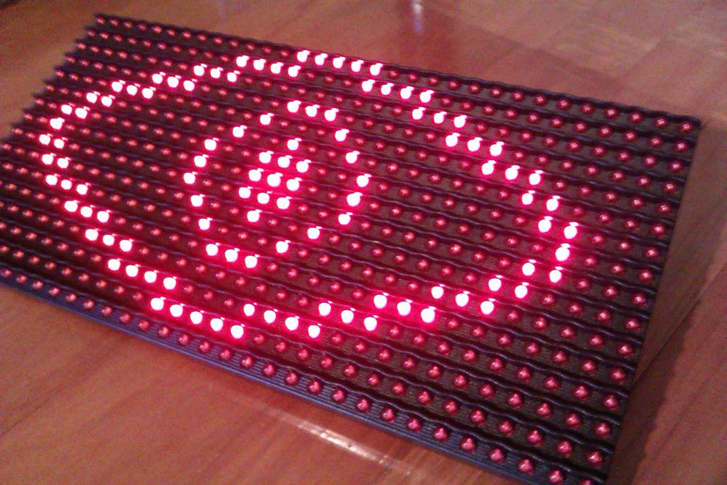 Motion Sensing Eye using arduino