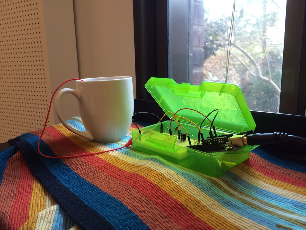 Mug Music-Turn Water Into an Instrument with Arduino and ChucK