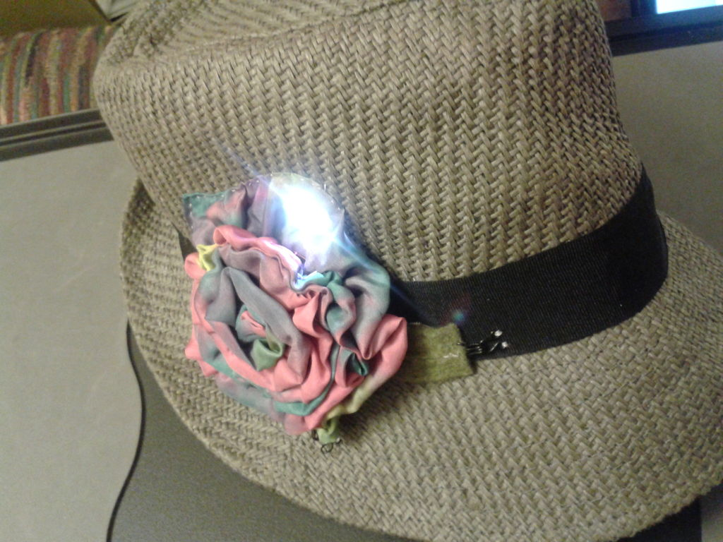 Nursery Rhyme Hat using arduino