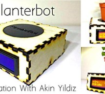 Planterbot – The Plant Monitoring Robot