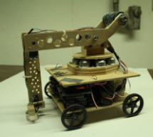 Robo-Mobile – A Homemade Bluetooth Robot using arduino