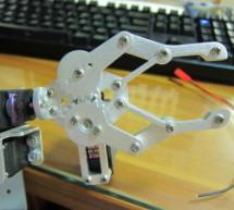 Robot Arm Set using Arduino