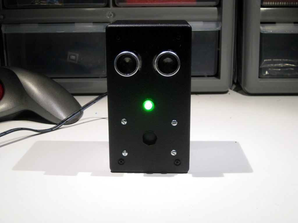 Theremin Toy using Arduino