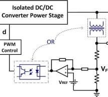 Understanding isolated DC/DC converter voltage regulation