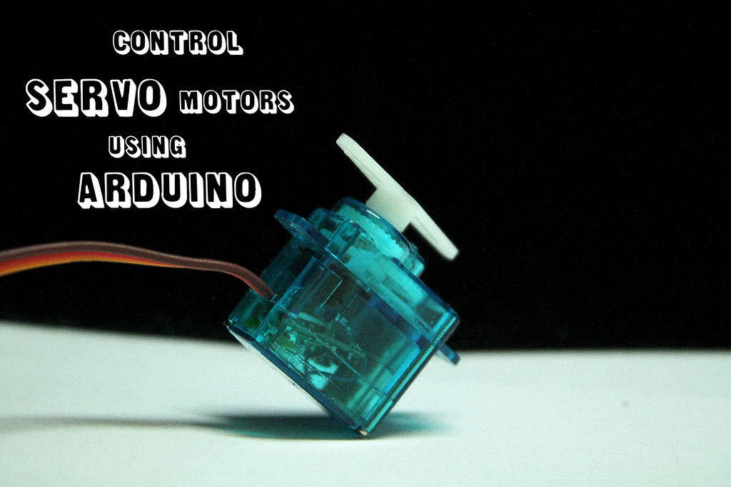 Using Servos with Arduino made easy