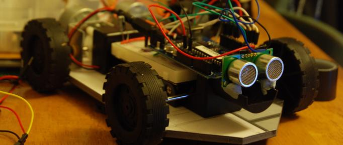 larryBot – Arduino robot versions 0.1 to 0.5 lessons learned