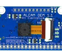 ALCAM-OEM – Serial camera module
