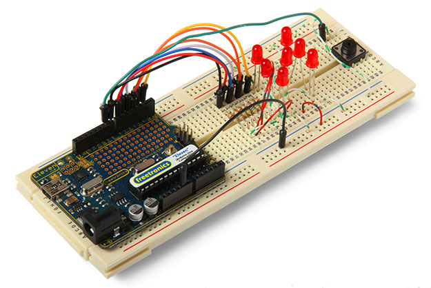 Arduino Masterclass Part 1 - Make your own hardware schematic