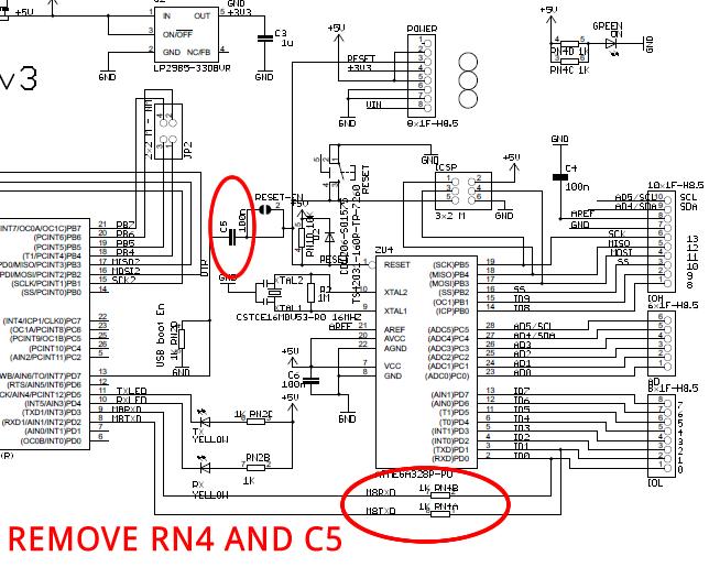 arduino uno  u2013 programming with a serial port