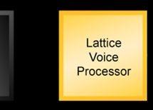 Lattice FPGA Voice Processors