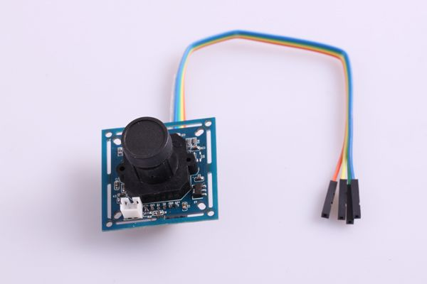 OV7670 Camera Module DIY Guide