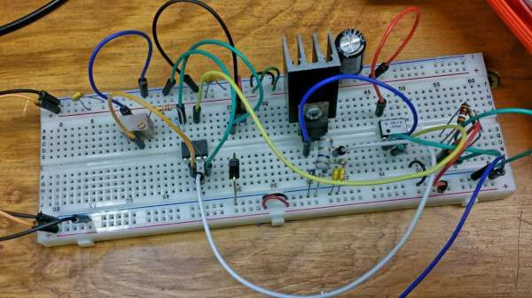 PWM Based LED Driver