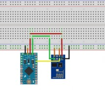 Programming an Arduino via WiFi with the ESP8266
