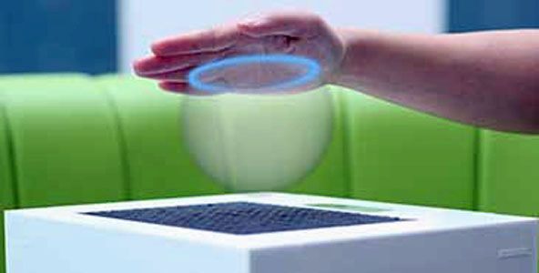 Tactile Holograms
