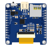Pixelduino – The Arduino with an awesome OLED display!