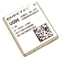 UMTS module UG95 = reliable transfer even in hazard conditions