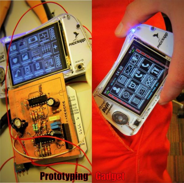 World's 1st Arduino-compatible Prototyping Gadget