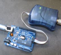 Minimal Arduino with ATmega8