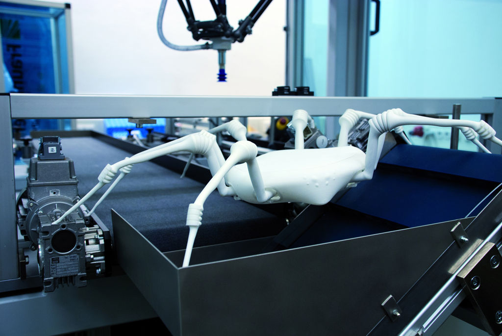 3D-Printed Biologically-Inspired Robotics