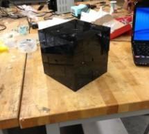 THE CUBE: A 3D Vibration Jigsaw Puzzle