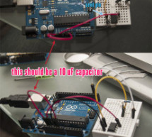 Attiny serial monitor using arduino walkthrough