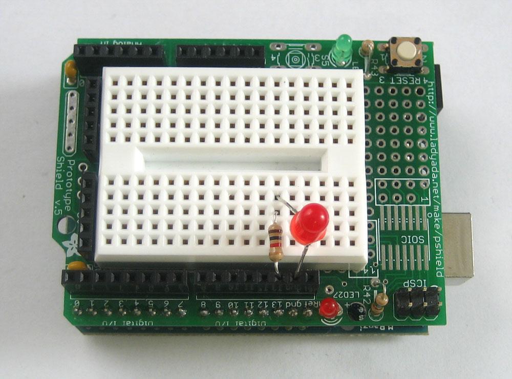 The Talking Breathalyzer using an Arduino