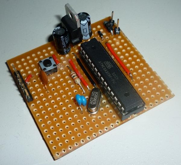 Build your own Arduino for under £10