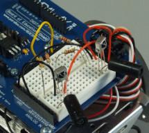Connecting an IR Sensor