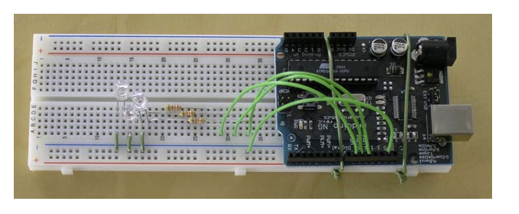 Digital I/O with Arduino Boards