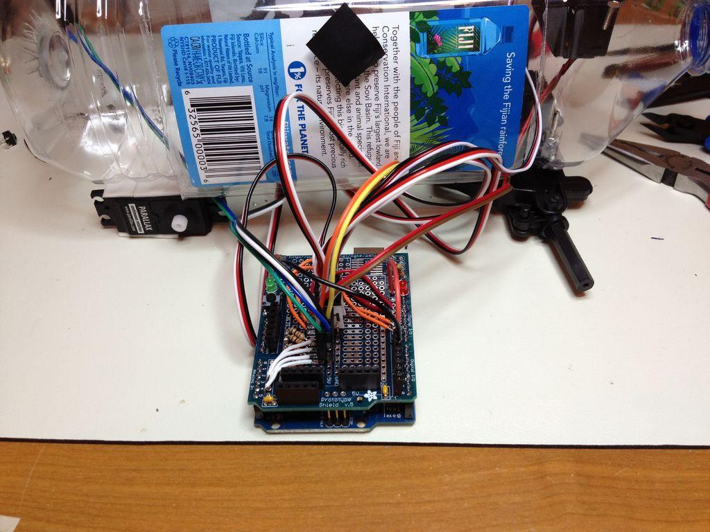 Fijibot circuit