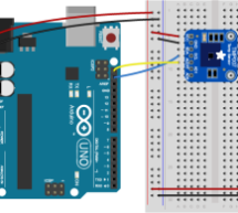 I2C Communication With An Infrared Temperature Sensor
