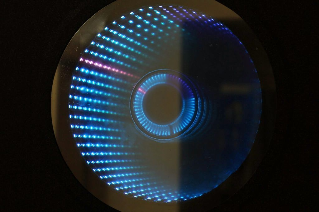 Infinity Mirror Clock Using Arduino Use Arduino For Projects