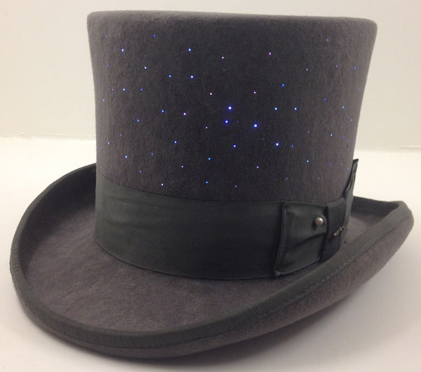 My hat with full of stars