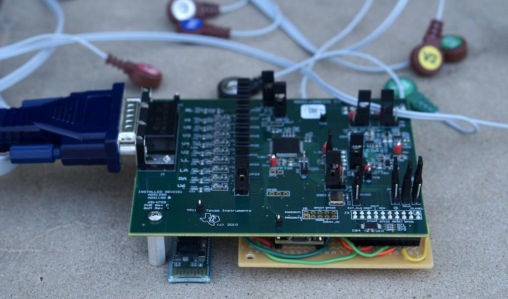 Open source multi-channel EEG/ECG/EMG