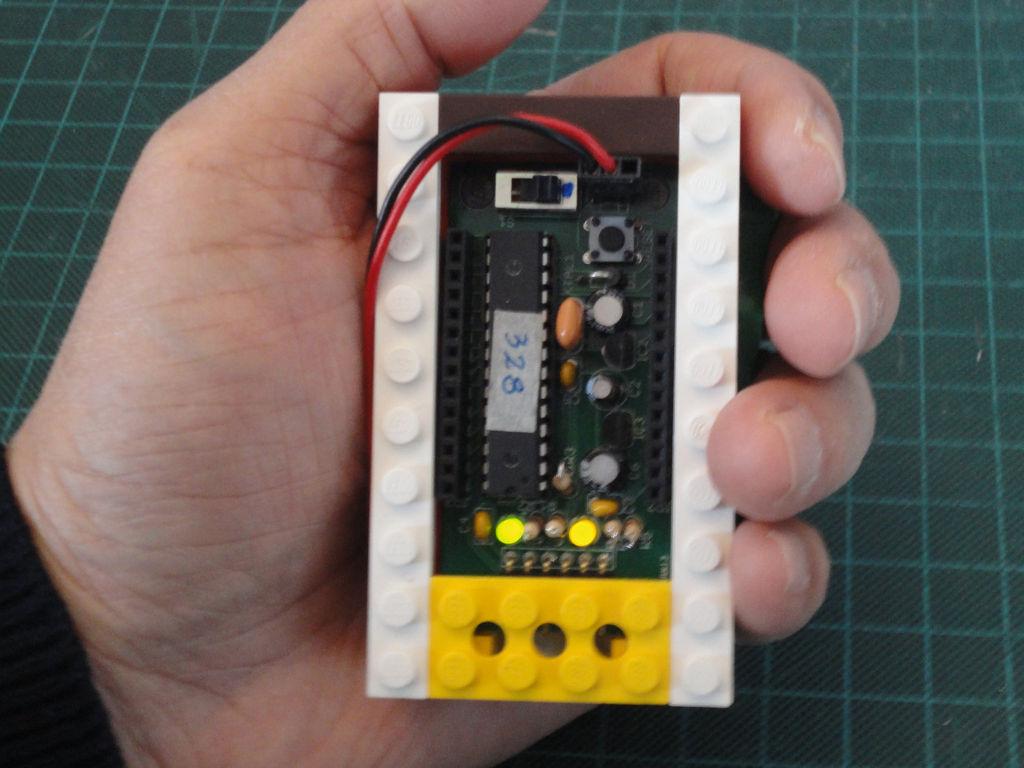 Palm Arduino V3