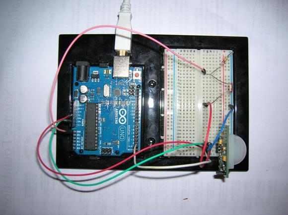 Passive Sensors - Detecting Light and Motion