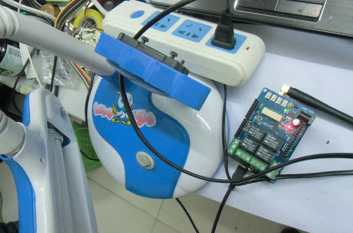 Remote control via GPRS GSM SMS(Arduino)