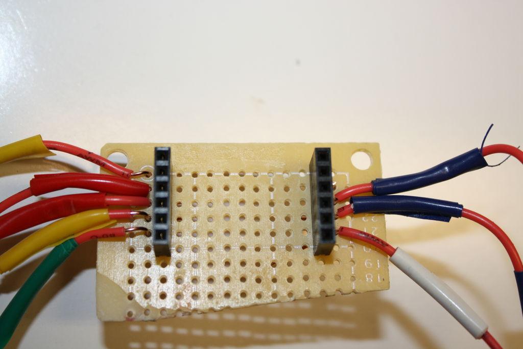 SPEAKR circuit