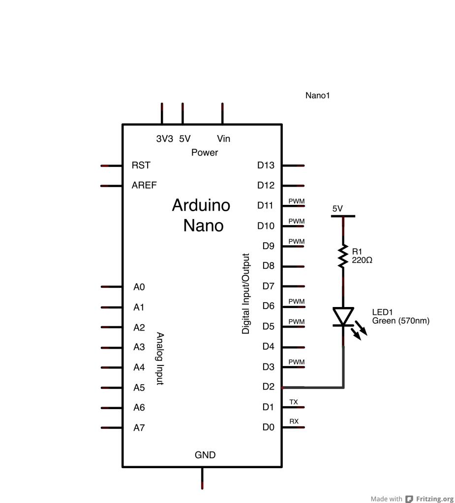Sensor Arduino Lab 2013 circuit