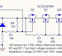 Series-connected MOSFETs increase voltage & power handling