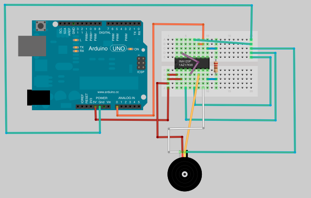 Working with a Load Cell and an Arduino