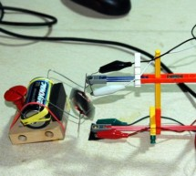 Arduino-Based Optical Tachometer using arduino