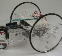 Arduino Controlled Servo Robot (SERB) using arduino