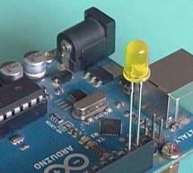 Arduino Morse Code Flaher using arduino